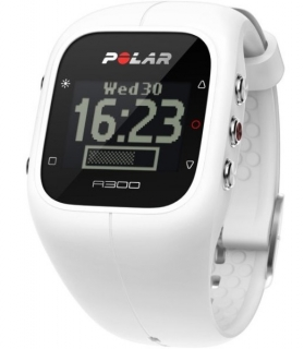POLAR A300 HR bílý